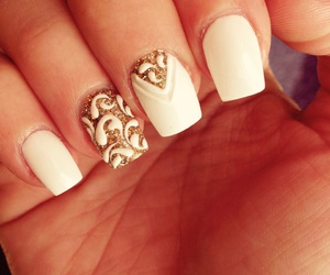 nails, classy, and fashion image