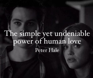 forever, lydia martin, and love image