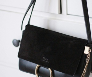 bag, fashion, and chloe image