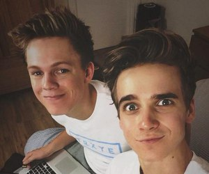 caspar lee, jaspar, and joe sugg image