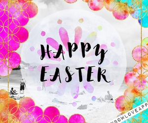bright, colorful, and easter image
