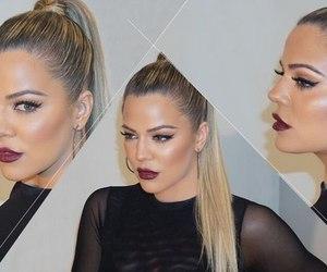 beautiful, fashion, and khloe kardashian image
