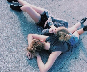 friends, best friends, and grunge image