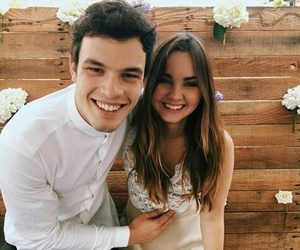 couple, liana liberato, and love image