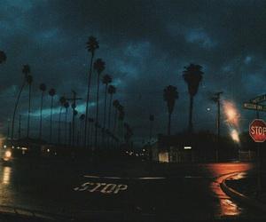 grunge, night, and city image
