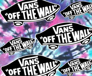background, colors, and vans image