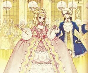 art, ball gown, and princess image