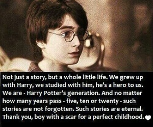 harry potter and inspiration image