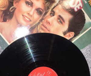 grease, lp, and music image