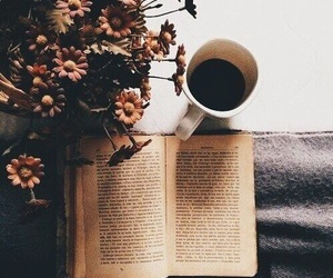 book, warm, and cup image