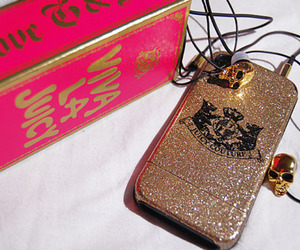 crystals, glitter, and juicy couture image
