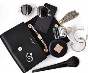 black and accessories image