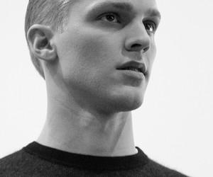 Calvin Klein, fw15, and clark bockelman image