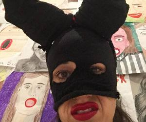 dangerous woman, miranda sings, and ariana grande image
