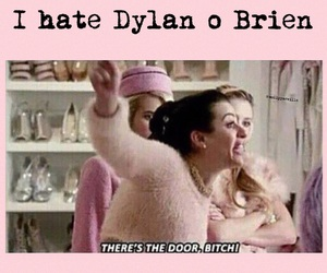 dylan, dylanobrien, and o brien image