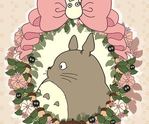 art, studio ghibli, and My Neighbor Totoro image