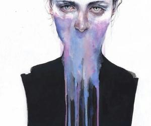 art, girl, and tumblr image