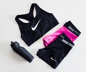 pink, sport, and beautiful image