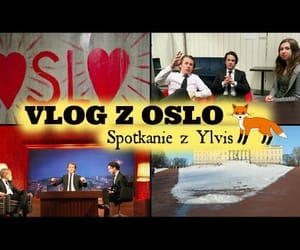 norway, ylvis, and vlogging image