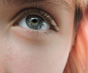 blue, photography, and eye image
