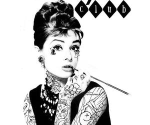 art, funny, and inked image