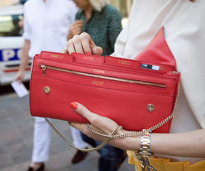 bag, clutch, and D&G image