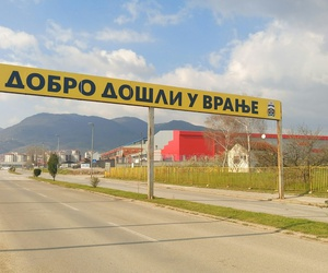 city, welcome, and Serbia image