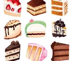 bread, sweet, and cakes image