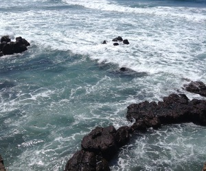 ocean, places, and water image