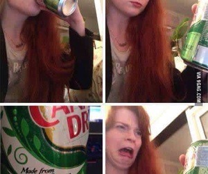 funny, ginger, and cannibalism image