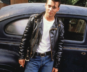 johnny depp, cry baby, and Hot image