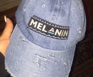 hat and melanin image
