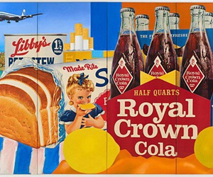 pop art and wesselmann image