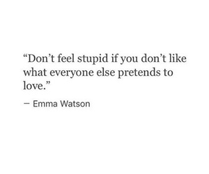 quotes, emma watson, and life image