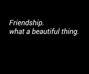 friendship, life, and quote image