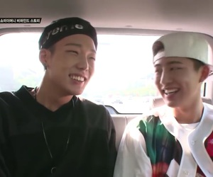 bobby, Ikon, and hanbin image