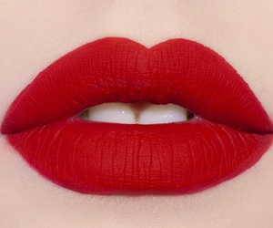 cool, lipstick, and makeup image