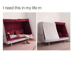 bed and goals image