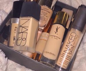 Foundation, nars, and makeup image