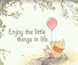 life and winnie the pooh image