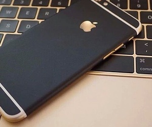 apple, black, and top image