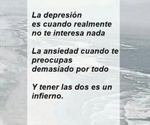 frases, depresion, and ansiedad image