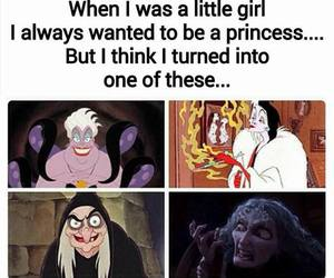 disney, princess, and funny image