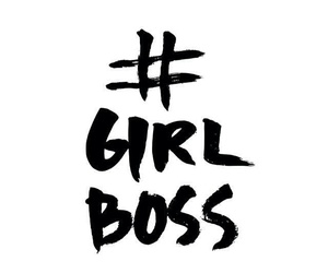 quotes, boss, and girl image