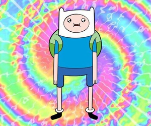 adventure time, finn, and wallpaper image