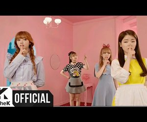 video, liar liar, and oh my girl image
