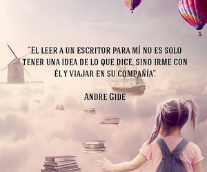 quotes, leer, and viajes image