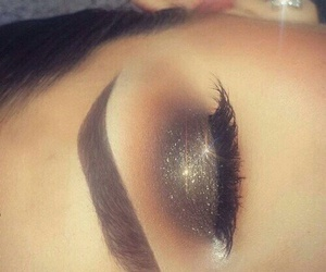 make up, pretty, and style image
