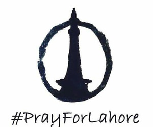 Lahore, pray, and pakistan image