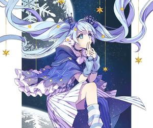 hatsune miku, anime, and anime girl image